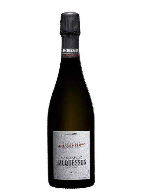 Jacquesson Millésime 2000 Dégorgement Tardif 2000 Bouteille 75CL Nu