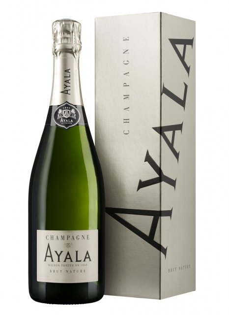Ayala Brut Nature Non vintage Bottle 75cl Nu