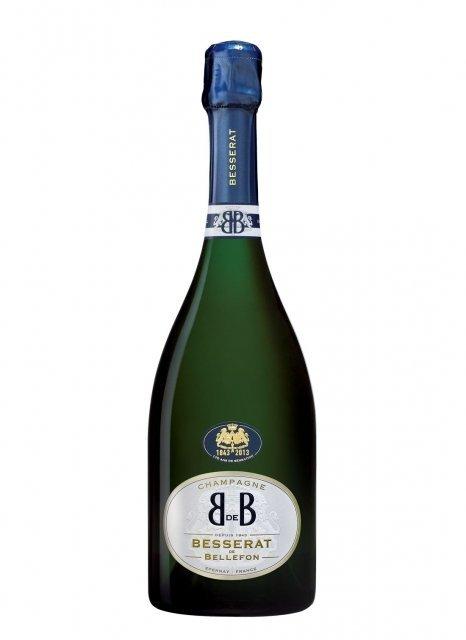 Besserat de Bellefon Cuvée B de B Non millésimé Bouteille 75CL Nu