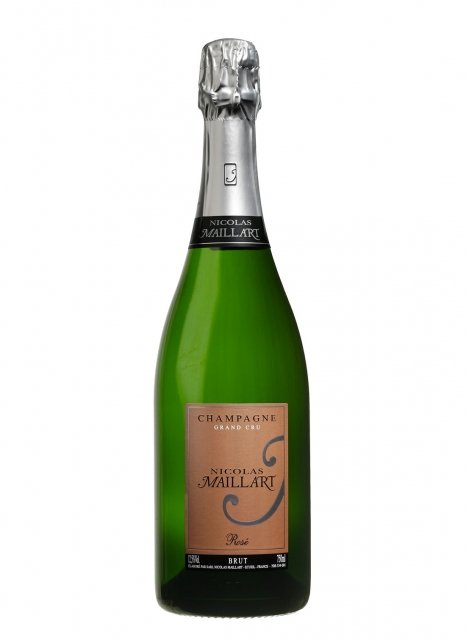 Nicolas Maillart Brut Rosé Grand Cru Senza annata Bottiglia 75 cl Senza