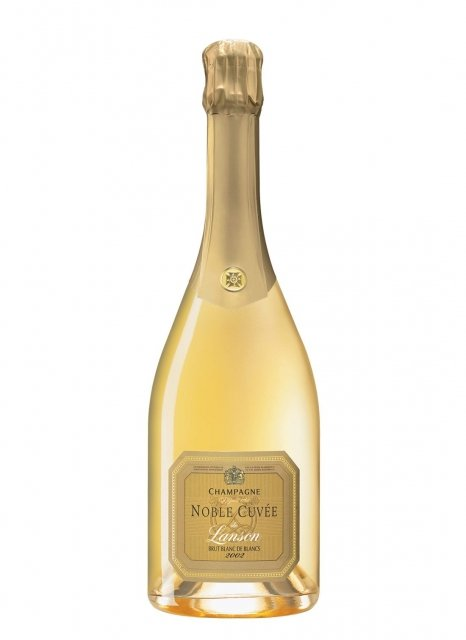 Lanson Noble Cuvée Blanc de Blancs 2002 2002 Bouteille 75CL Nu