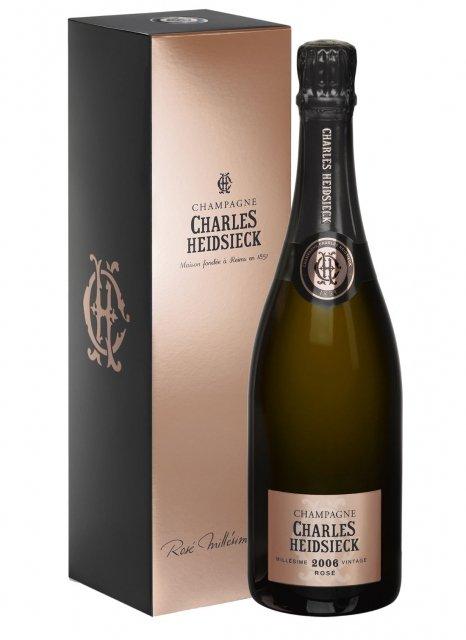 Champagne pommery millesime 2006