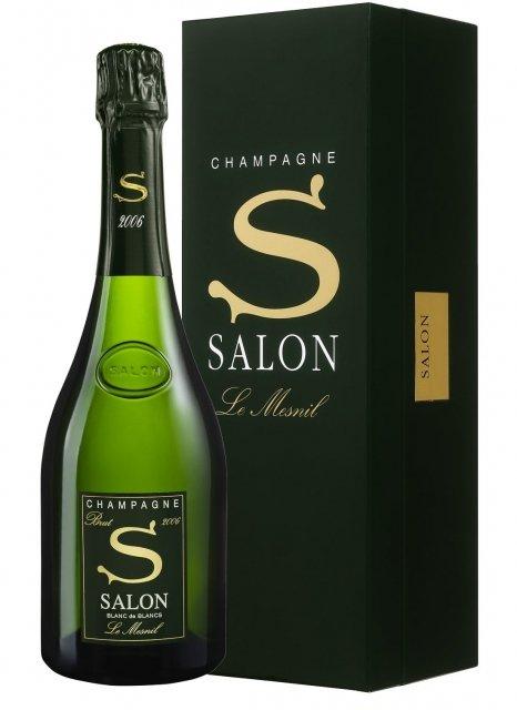 Champagne Salon - Salon 2006 - Bouteille 75CL | Plus de Bulles