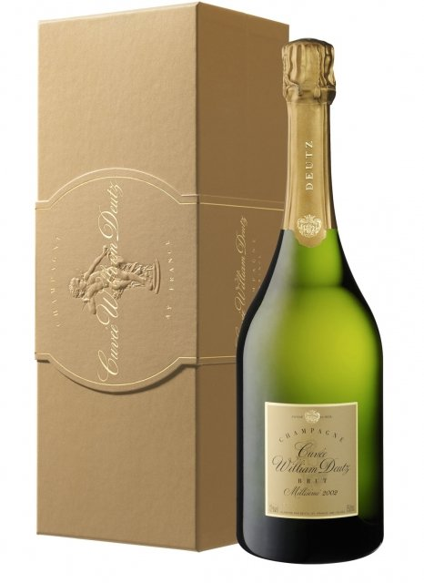 Deutz Cuvée William Deutz 2002 2002 Bouteille 75CL Coffret