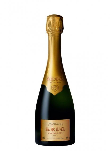 Krug La Grande Cuvée Non vintage Half bottle 37,5cl Nu