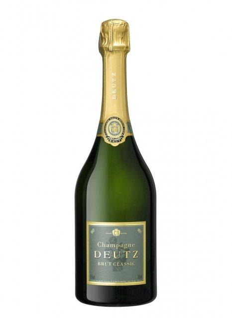 Deutz Brut Classic Non vintage Bottle 75cl Nu