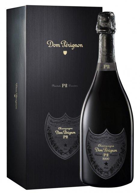 Dom Pérignon Vintage 2000 - 2e Plénitude 2000 Bouteille 75CL Coffret