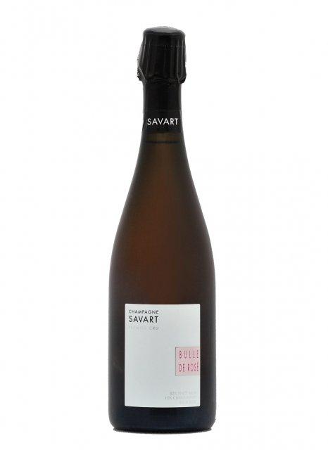 Savart Bulle de Rosé Non millésimé Bouteille 75CL Nu