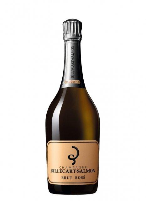 Billecart-Salmon Brut Rosé Non millésimé Demi-bouteille 37,5CL Nu