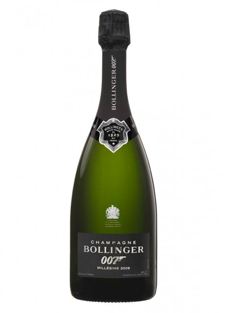 Bollinger James Bond 007 Spectre 2009 2009 Magnum 150 cl Senza