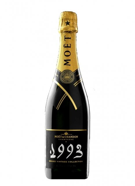Moët & Chandon Grand Vintage Collection 1993 1993 Bottle 75cl Presentation pack