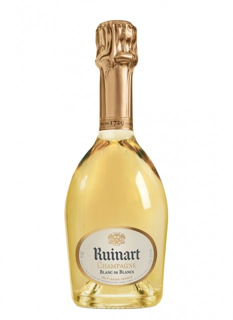 champagne ruinart 1/2 bouteille