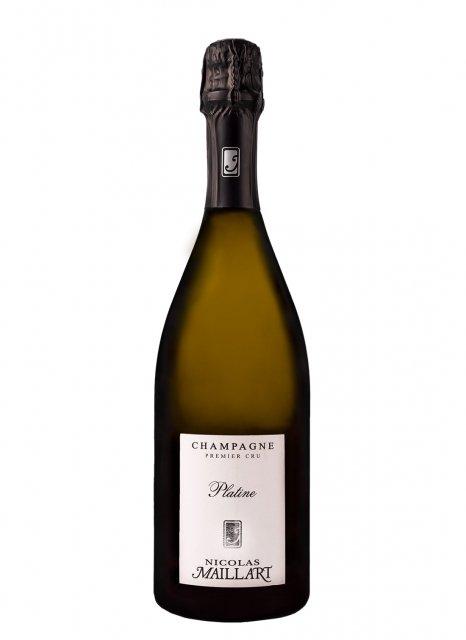 Nicolas Maillart Platine Premier Cru Non vintage Bottle 75cl Nu