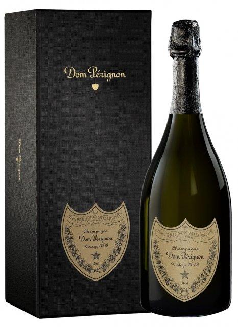 Dom Pérignon Vintage 2008 2008 Bouteille 75CL Coffret