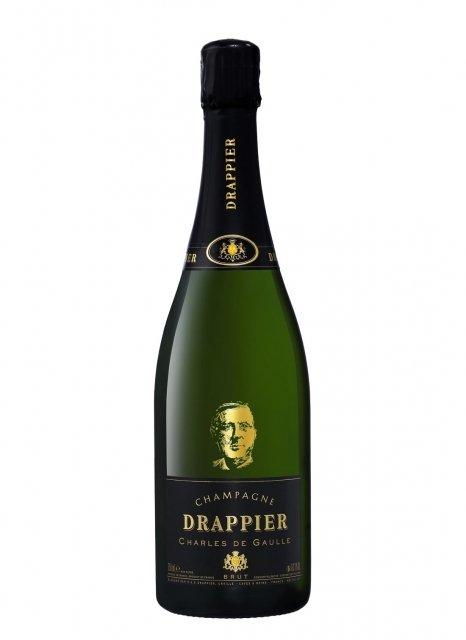 Drappier Charles de Gaulle 2006 Bottiglia 75 cl Senza