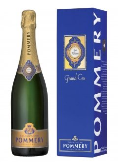 Pommery Grand Cru 2004 2004 Bouteille 75CL Etui