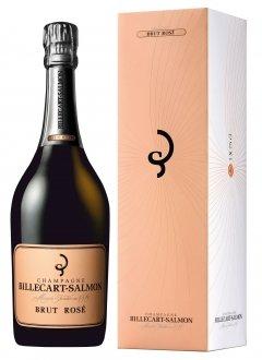 Billecart-Salmon Brut Rosé Non millésimé Bouteille 75CL Etui