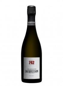 Jacquesson Cuvée 742 Non millésimé Bouteille 75CL Nu