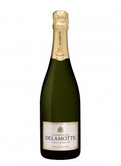 Delamotte Blanc de Blancs Non millésimé Bouteille 75CL Nu