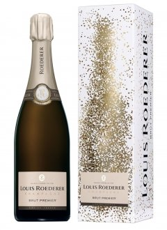 Roederer Brut Premier Non vintage Bottle 75cl Box