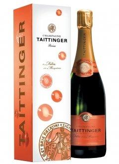 Taittinger Les Folies de La Marquetterie Non vintage Bottle 75cl Box