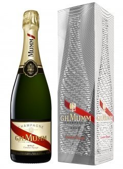 Mumm Cordon Rouge Non vintage Bottle 75cl Box