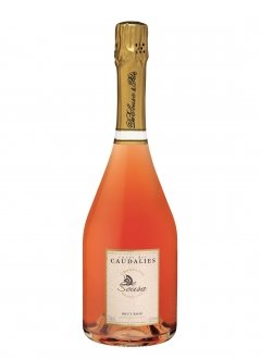 De Sousa Cuvée des Caudalies Rosé Non millésimé Bouteille 75CL Nu