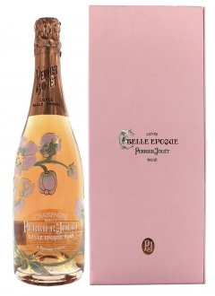 Perrier-Jouët Belle Epoque Rosé 2004 2004 Bouteille 75CL Coffret