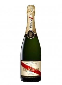 Mumm Cordon Rouge Non vintage Bottle 75cl Nu