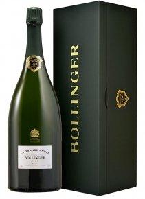 Bollinger La Grande Année 2007 2007 Magnum 150CL Coffret