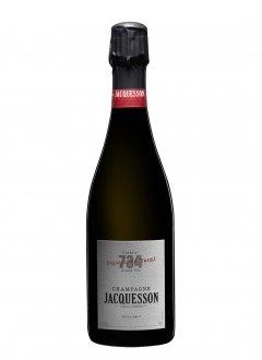 Jacquesson Cuvée 734 Dégorgement Tardif Non millésimé Bouteille 75CL Nu