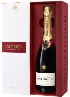 Bollinger Special Cuvée Non millésimé Bouteille 75CL Coffret