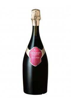 Gosset Grand Rosé Non millésimé Demi-bouteille 37,5CL Nu