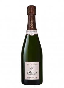 Mailly Grand Cru Blanc de Pinot Noir Non millésimé Bouteille 75CL Nu