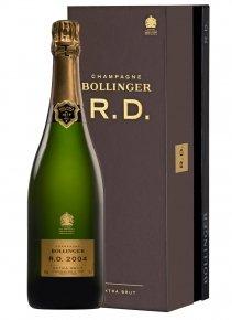 Bollinger R.D. 2004 2004 Bouteille 75CL Coffret