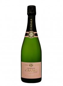 Cazals Cuvée Rosé Grand Cru Non millésimé Bouteille 75CL Nu