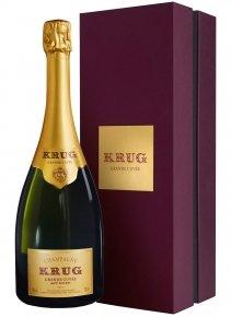 Krug La Grande Cuvée (166e édition) Non millésimé Bouteille 75CL Coffret