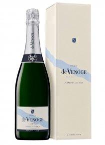 De Venoge Cordon Bleu Non millésimé Bouteille 75CL Etui