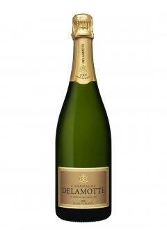 Delamotte Blanc de Blancs 2007 2007 Bouteille 75CL Nu