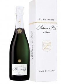 Palmer & Co Blanc de Blancs Non millésimé Bouteille 75CL Etui