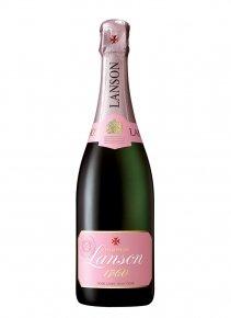 Lanson Rose Label Non millésimé Bouteille 75CL Nu