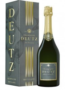 Deutz Brut Classic Non vintage Bottle 75cl Box