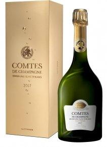 Taittinger Comtes de Champagne 2007 2007 Bouteille 75CL Coffret