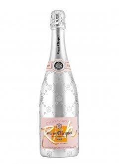 Veuve Clicquot Rich Rosé Non millésimé Bouteille 75CL Nu