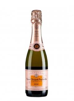 Veuve Clicquot Brut Rosé Non millésimé Demi-bouteille 37,5CL Nu