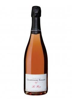 Chartogne-Taillet Le Rosé Non millésimé Bouteille 75CL Nu