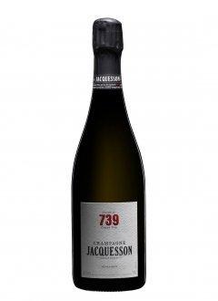 Jacquesson Cuvée 739 Non millésimé Bouteille 75CL Nu