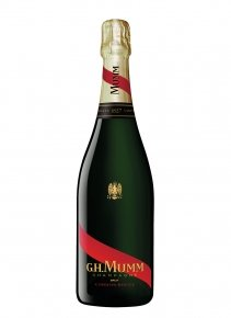 Mumm Cordon Rouge Non vintage Bottle 75cl Nu