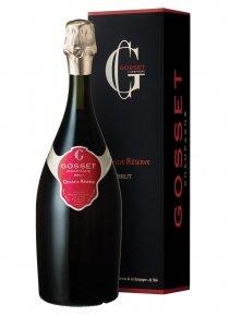 Gosset Grande Réserve Senza annata Bottiglia 75 cl Astuccio
