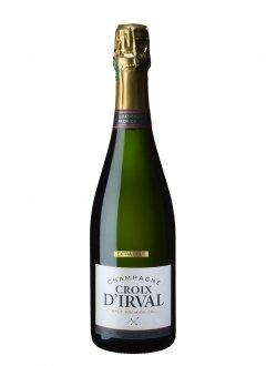 Croix d'Irval Extra Brut Premier Cru Non millésimé Bouteille 75CL Nu